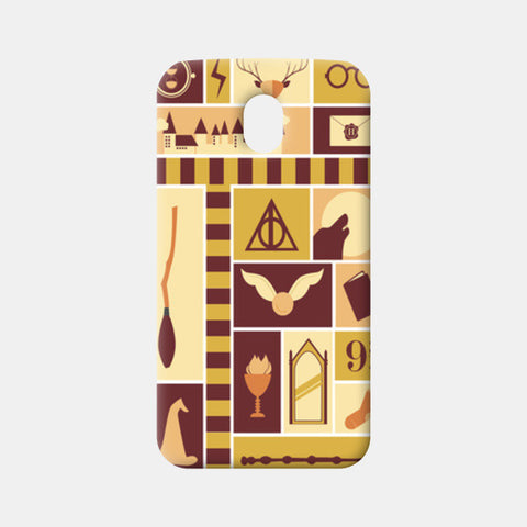 Moto G3 Cases, Harry Potter Moto G3 Cases | Artist : Arpita Gogoi, - PosterGully
