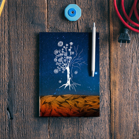 Roots Notebook | Artist : Classic B/W
