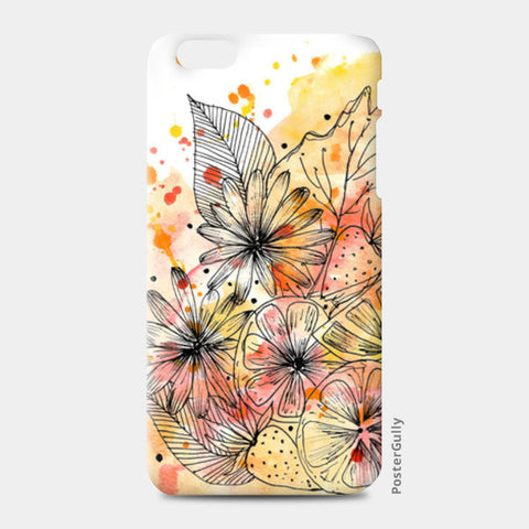 Fruit Punch iPhone 6 Plus/6S Plus Cases | Artist : Swathi Kirthyvasan