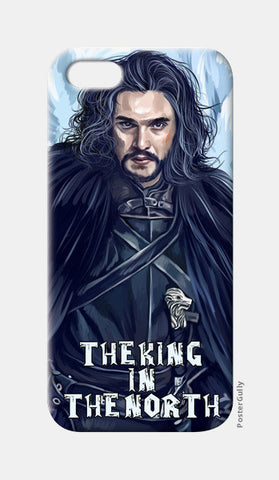 the king in the north iPhone 5 Cases | Artist : chaitanya kumar