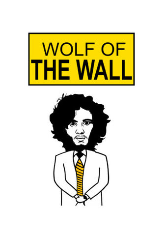 Wall Art, Game of Thrones | Jon Snow Wall Art | Artist : Charcoal, - PosterGully