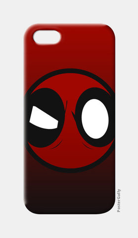 iPhone 5 Cases, Deadpool iPhone 5 Cases | Artist : Tushar Gupta, - PosterGully