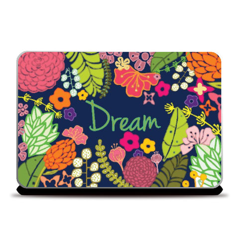Laptop Skins, Dream Laptop Skin | Artist: Annushka Hardikar, - PosterGully