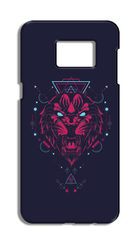 The Tiger Samsung Galaxy S6 Edge Plus Cases | Artist : Inderpreet Singh