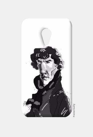 Moto G2 Cases, Sherlocked Moto G2 Case | Adrija Ghosh, - PosterGully