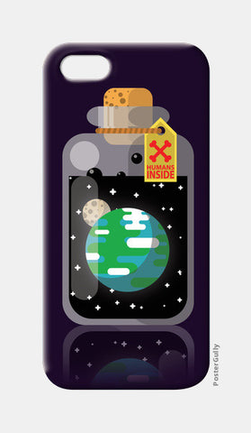 bottle o' earth iPhone 5 Cases | Artist : abhilash kumar