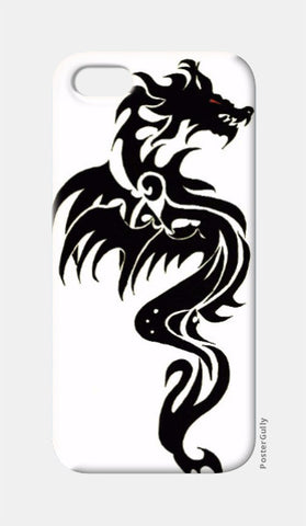 iPhone 5 Cases, Dragon Tattoo iPhone 5 Case | Artist: Abhinav Moona, - PosterGully