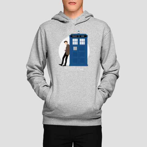 Hoodies, Doctor Who, The 11th Hoodies | Artist : Mohak Gulati, - PosterGully - 1