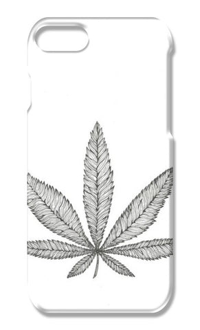 Marijuana leaf iPhone 7 Plus Cases | Artist : Raj Patel