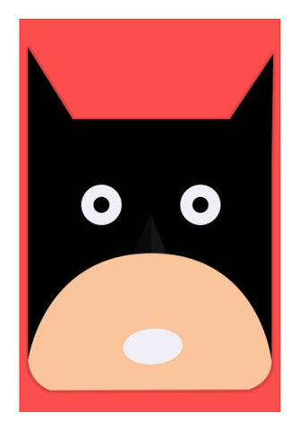 Bat Of Gotham | Toon Wall Art | Artist : owen jungio