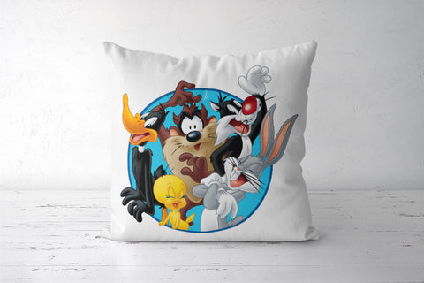 looney toons Cushion Covers | Artist : Fariya Arts
