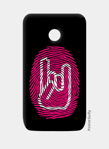 Thumping Rock Moto E Cases | Artist : Ved Uttam