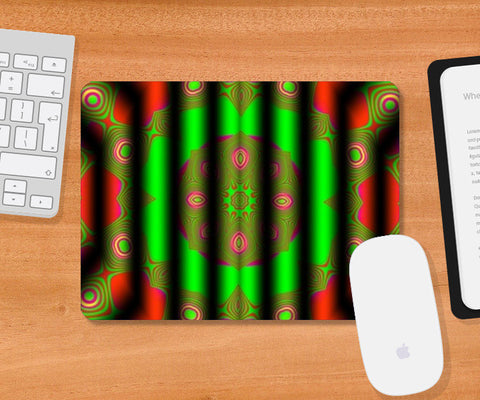 Mousepad, Colorful design 1 Mousepad | Artist : CK GANDHI, - PosterGully