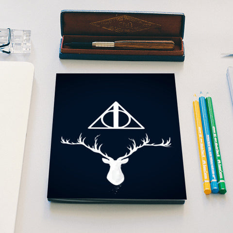 HARRY POTTER Notebook | Artist : SREY