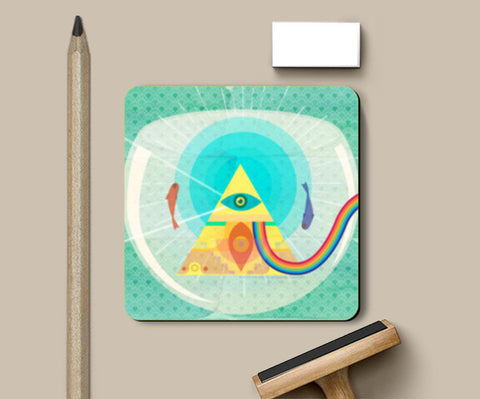 Coasters, Pink Floyd fan art  Coasters | Artist : Deepikah Bhardwaj, - PosterGully