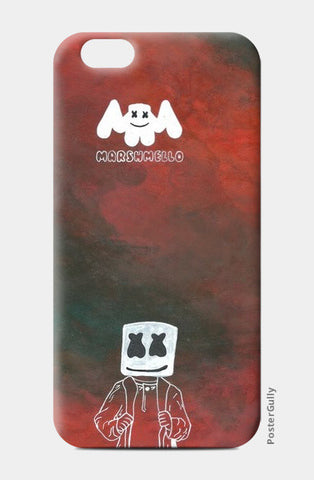 marshmello, dubstep, owsla, funky iPhone 6/6S Cases | Artist : Raj Patel