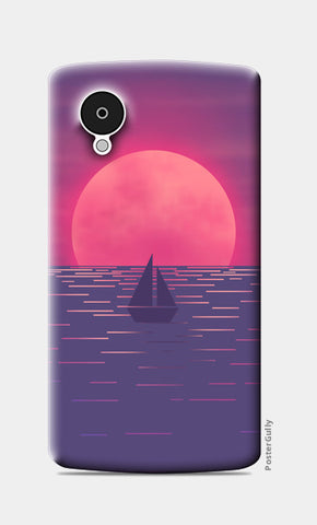 Into the Sea Nexus 5 Cases | Artist : Akshita Shah