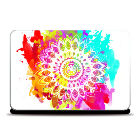 Have a Little Mandala #2 Laptop Skins | Artist : #22
