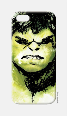iPhone 5 Cases, The Incredible Hulk Movie Comic Character iPhone 5 case Artwork | Artist: Pulkit Taneja, - PosterGully