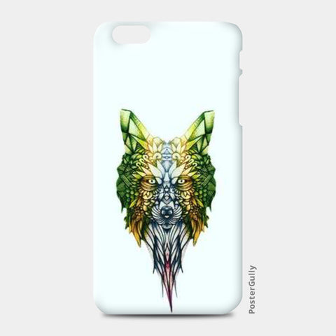 iPhone 6/6S Plus Cases, the great wolf iPhone 6 Plus/6S Plus Cases | Artist : nilesh gupta, - PosterGully