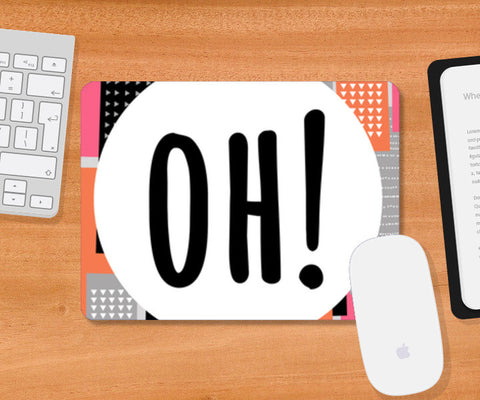 Mousepad, Oh! Mousepad | Artist : art_riot, - PosterGully