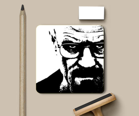 Coasters, Breaking Bad | Md. Hafiz Shaikh Coasters | Artist : Md. Hafiz Shaikh, - PosterGully