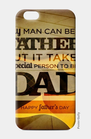 Fathermania iPhone 6/6S Cases | Artist : BhagyaShri