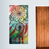 Dream On Door Poster | Artist : Chahat Suri