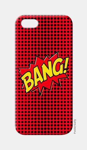 iPhone 5 Cases, Bang iPhone 5 Cases | Artist : Dr. Green, - PosterGully
