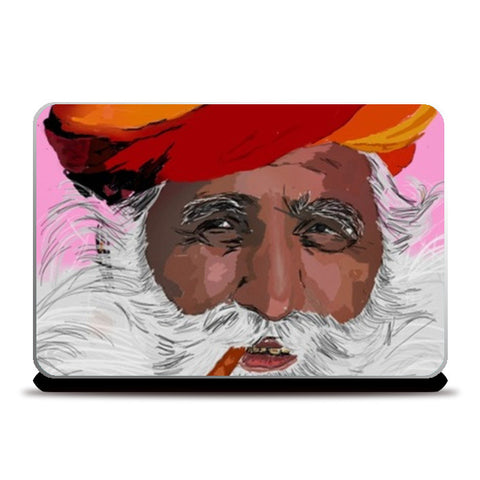 colours of india Laptop Skins | Artist : atul Kumar