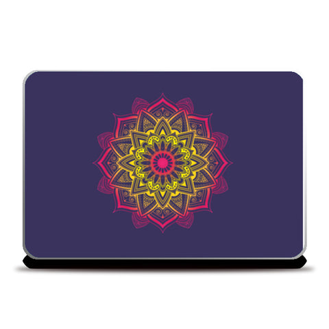 Shape Pattern Laptop Skins | Artist : Creative DJ