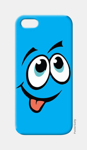 iPhone 5 Cases, Creepy cute Monster Expression iPhone 5 Case | Mona Singh, - PosterGully