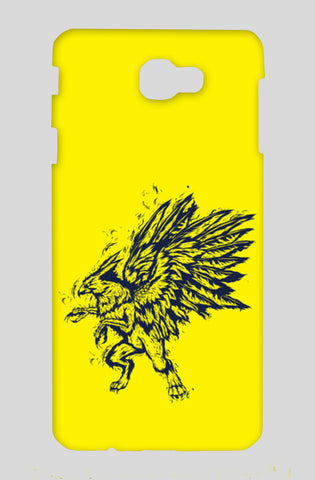 Mythology Bird Samsung On Nxt Cases | Artist : Inderpreet Singh