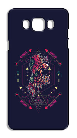 Owl Artwork Samsung Galaxy J7 2016 Cases | Artist : Inderpreet Singh
