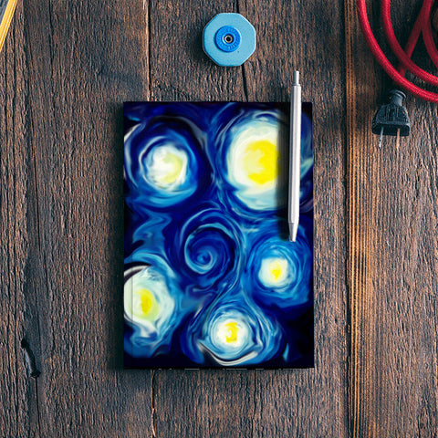 Nightwhirl Notebook | Artist : Sanjay Ghosh