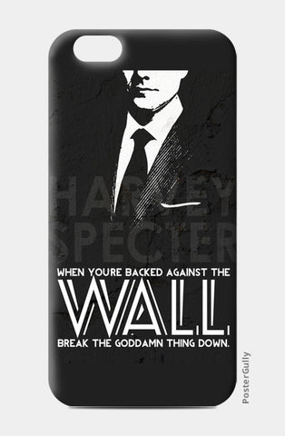 iPhone 6/6S Cases, SUITS Harvey Specter Quote iPhone 6/6S Cases | Artist : Rashi Srivastava, - PosterGully