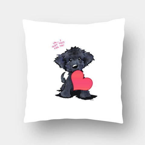 Cushion Covers, Puppy Love Cushion Covers | Artist : Pritika Uppal, - PosterGully