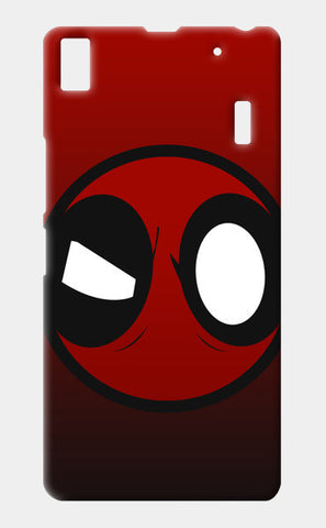 Deadpool Cartoon  Lenovo K3 Note Cases | Artist : Tushar Gupta