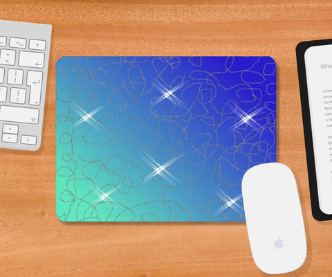Mousepad, lights sparkle Mousepad | Artist : Pallavi Rawal, - PosterGully