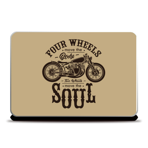 Motorcycle Club Laptop Skins | Artist : Inderpreet Singh