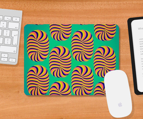 tripping Mousepad | Artist : looshmoosh
