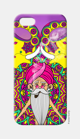 iPhone 5 Cases, Babaji Ki Booti iPhone 5 Cases | Artist : Aniruddh Gawas, - PosterGully