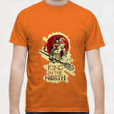 Shiva-king in the north Men T Shirts | Artist : Abhishek Faujdar