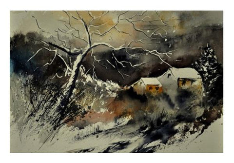 PosterGully Specials, watercolor 210181 Wall Art  | Artist : pol ledent, - PosterGully