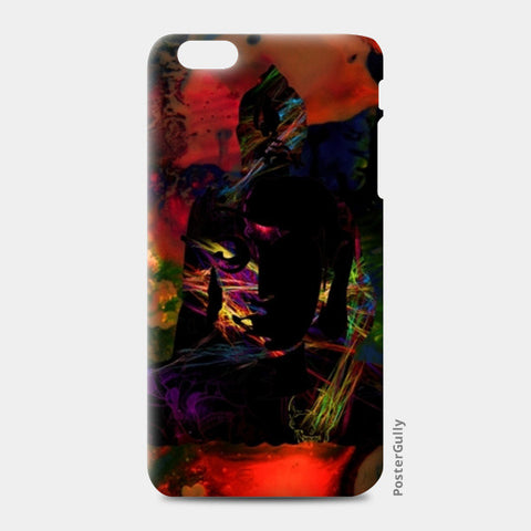 The Buddha Dark Night iPhone 6 Plus/6S Plus Cases | Artist : Tiny Dots