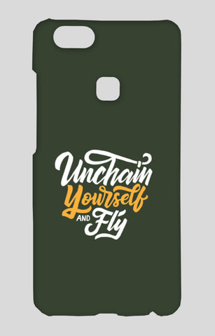 Unchain Yourself And Fly Vivo V7 Plus Cases | Artist : Inderpreet Singh