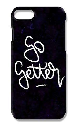 Motivational Typography iPhone 7 Cases | Artist : Stuti Bajaj