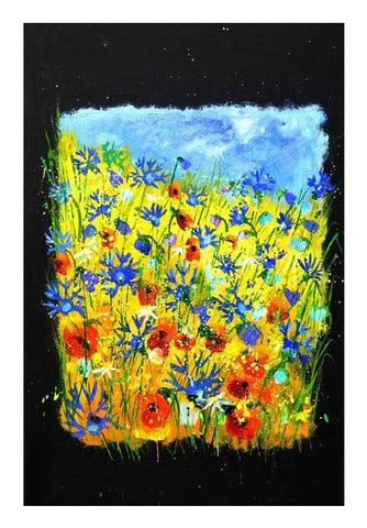 Wild Flowers 562358 Art PosterGully Specials