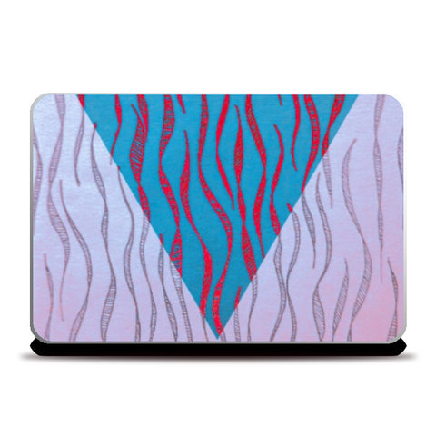 Laptop Skins, Abstract 3 Laptop Skin | Artist: Anahat Kaur, - PosterGully