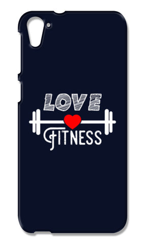 Love Fitness HTC Desire 826 Cases | Artist : Designerchennai